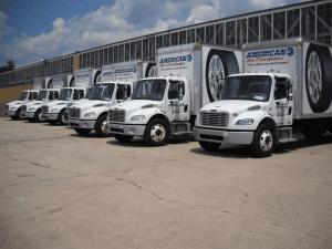 Fleet Vehicle Wraps